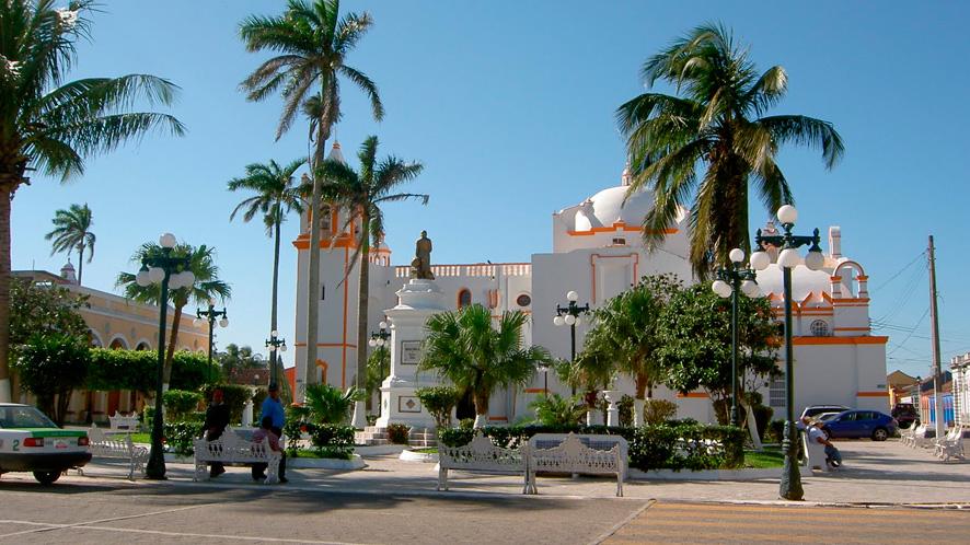 Hidalgo Square Or Park Ciudades Patrimonio De Mexico