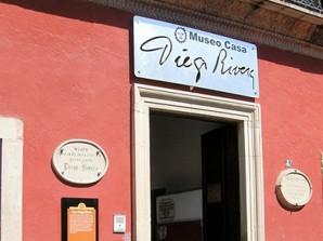 Visita la Casa Diego Rivera