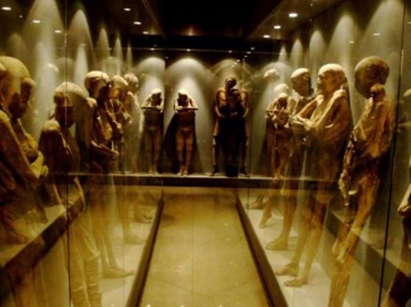 Sorpréndete con el Museo de las Momias