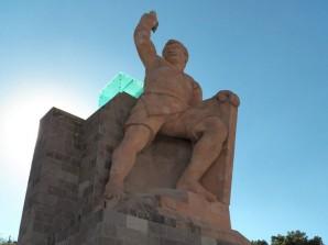 Disfruta la vista desde el Monumento al Pípila