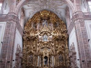 Conoce el Templo La Valenciana