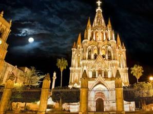 Visita la Parroquia de San Miguel Arcángel