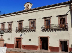 No puedes dejar de ver el Antiguo Palacio Municipal