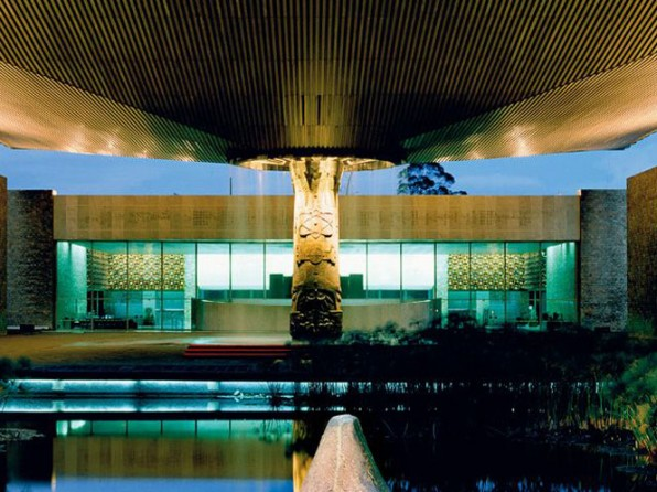 Imperdible Museo Nacional de Antropología