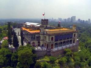 Bosque y Castillo de Chapultepec