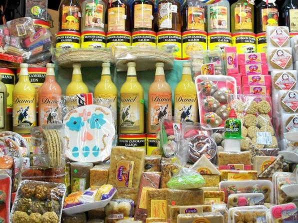 Profitez des bonbons de Morelia