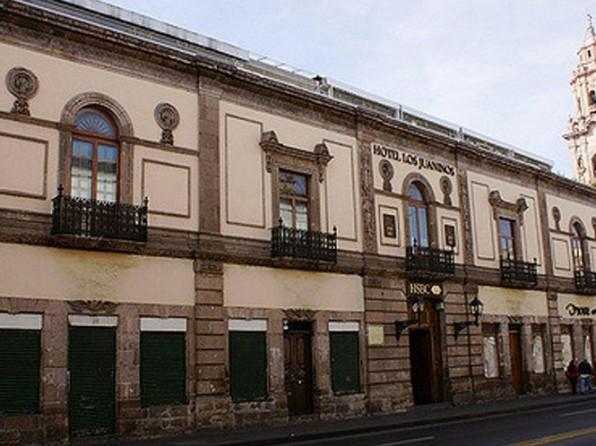 Besuchen Sie das alte königliche Krankenhaus von San Juan de Dios