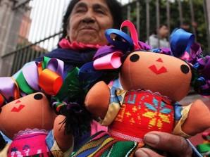 """No puedes irte sin tu muñeca """"maria"""""""