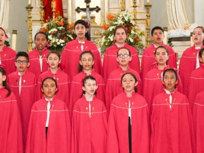 Encounter with the Children Singers of Morelia