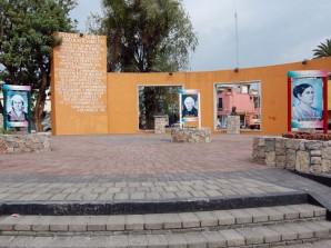 Visita la Rotonda de los Personajes Ilustres de Xochimilco