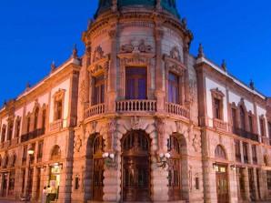 Conoce el Teatro Macedonio Alcalá