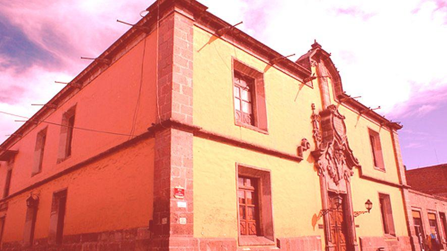 Antigua Alhondiga de Morelia