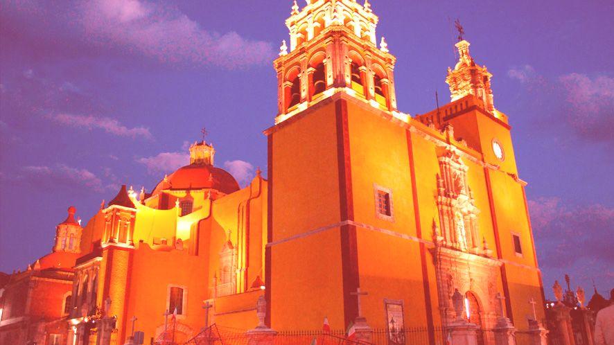 Basilique Collégiale Notre-Dame de Guanajuato