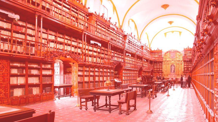Palafoxiana Bibliothek