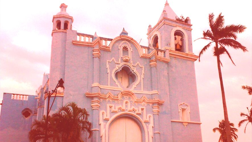 Chapel or Sanctuary of La Candelaria
