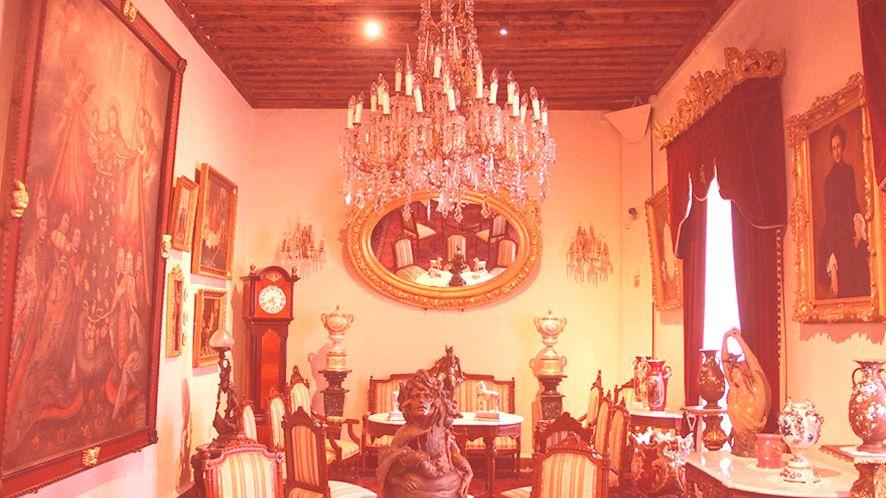 Museo Casa de la Zacatecana