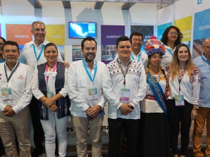 Heritage Cities present in the Tourism Tianguis 2019
