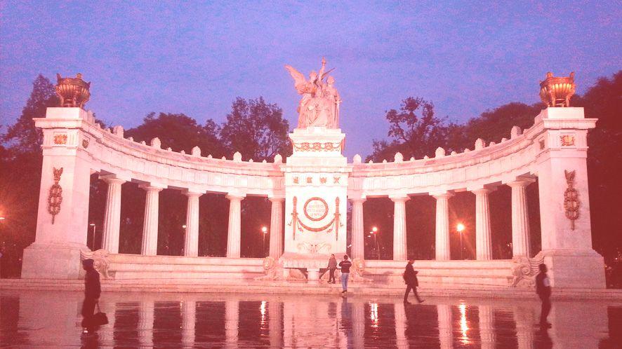 Hémicycle à Juárez