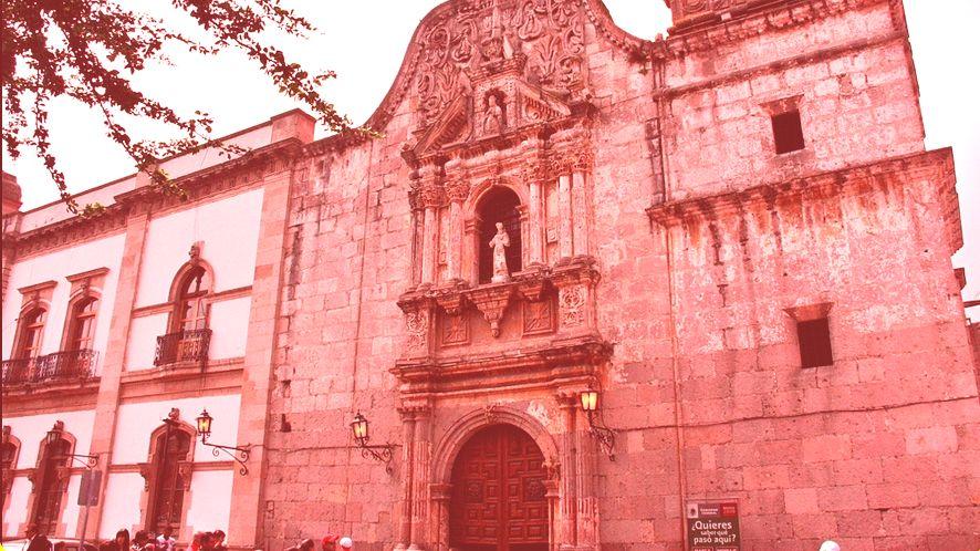 Iglesia de Capuchinas