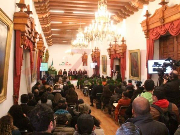 25th Anniversary in Zacatecas