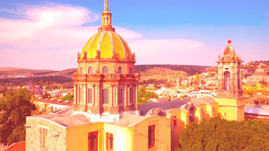 Tempel der Unbefleckten Empfängnis (Las Monjas)