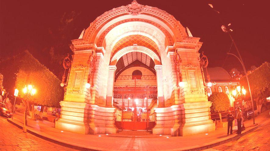 Hidalgo Markt