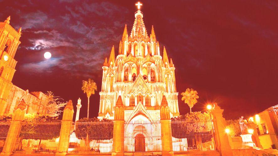 Gemeinde von San Miguel Arcángel