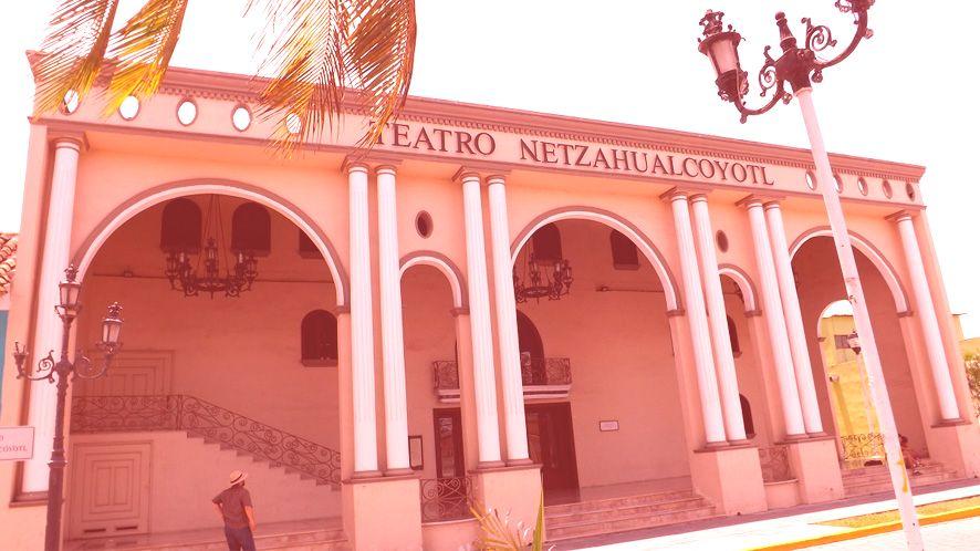 Théâtre Nezahualcóyotl