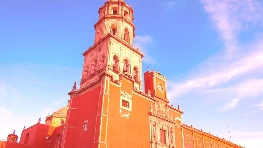 Templo y Ex Convento de San Francisco de Asís