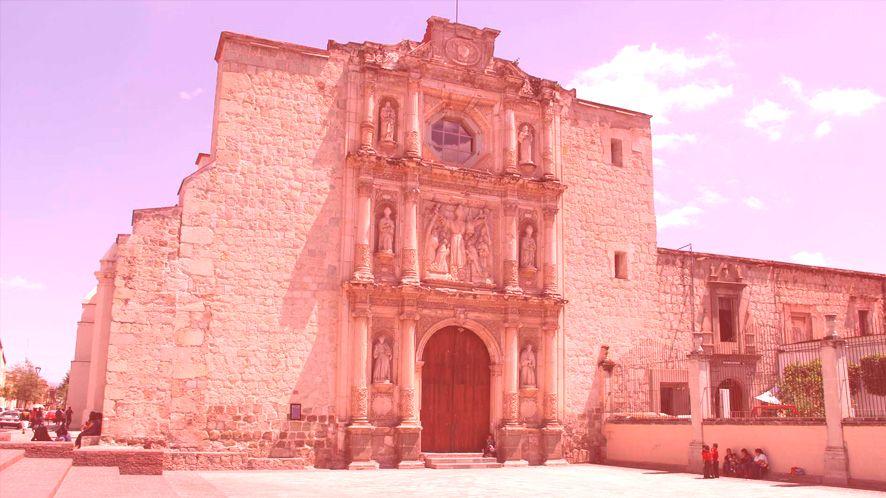 Tempel von San Agustín