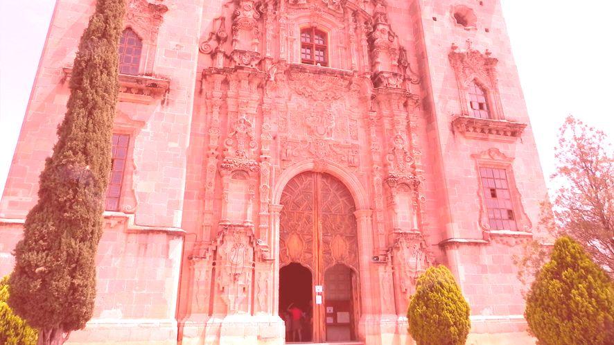 Tempel von San Cayetano