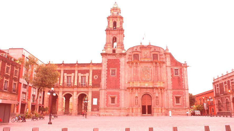 Temple de Saint Domingue
