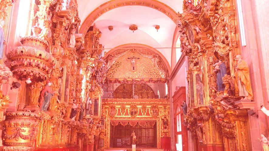 Templo de Santa Clara