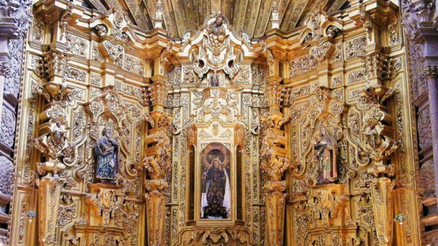 Templo de Nuestra Señora del Carmen