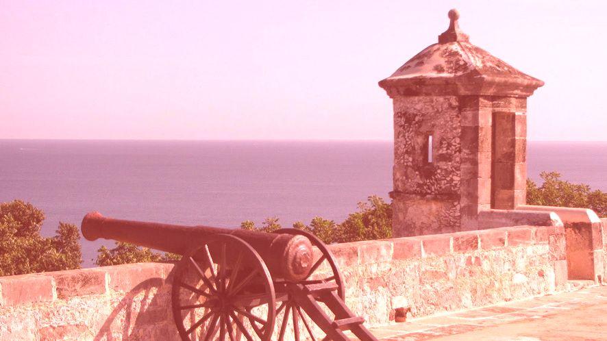 Fort von San Miguel