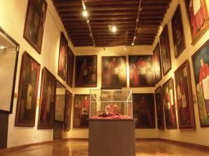 Museum für sakrale Kunst, Bischofsgalerie der Kathedrale