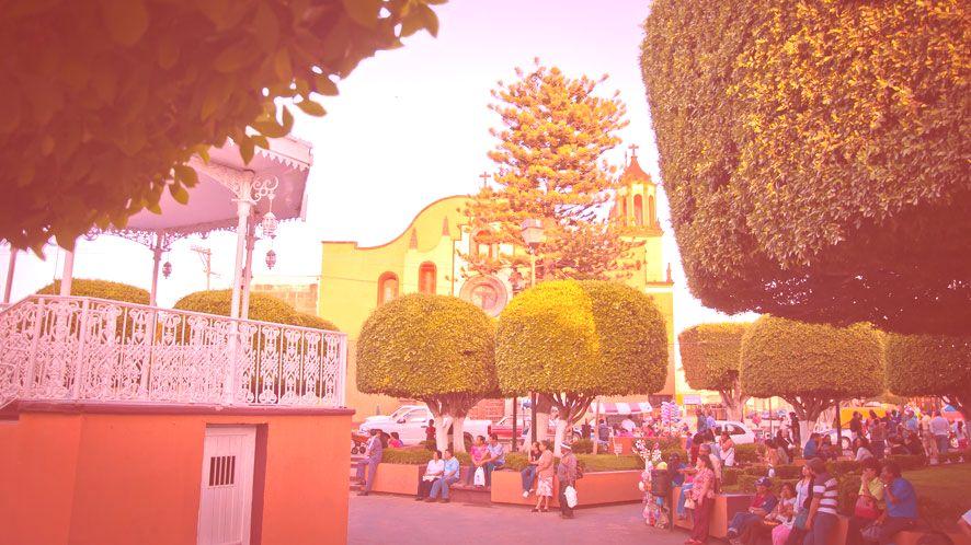 Plaza der Gründer