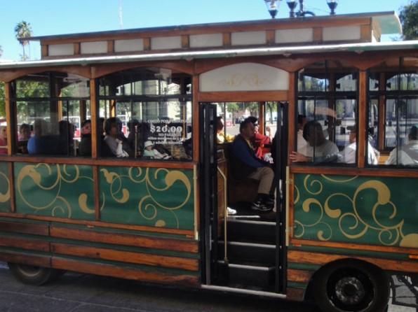 Touristische Straßenbahnen